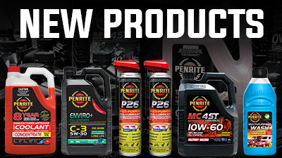 New Penrite Products